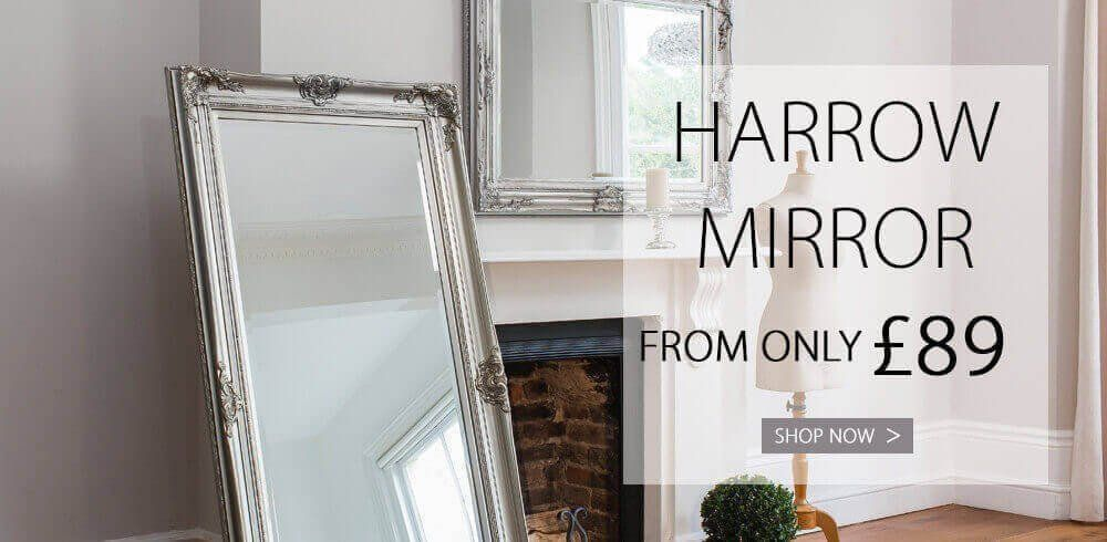 Harrow Mirror